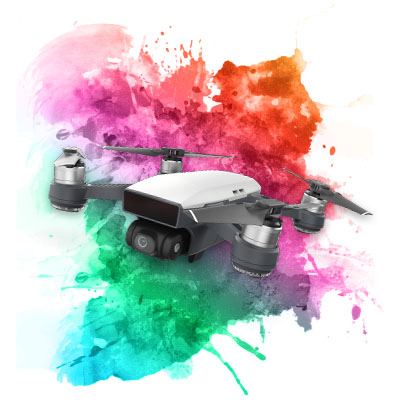 Win a DJI Spark with BMIT